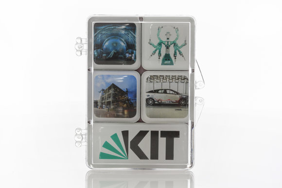 Magnet 5er Set des KIT